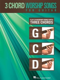 Buy Worship Songs for Guitar (Songbook): Play 24 Worship Songs with Three Chords: G-C-D by Hal Leonard Corp. and Read this Book on Kobo's Free Apps. Discover Kobo's Vast Collection of Ebooks and Audiobooks Today - Over 4 Million Titles! Learn Guitar Chords, Learn To Play Guitar, Guitar Songs, Acoustic Guitar, Ukulele, Banjo, Easy Guitar, Guitar Tips, Guitar Lessons