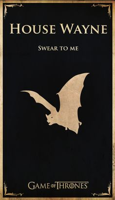 Check out these cool Game of Thrones inspired house banners for Batman, Hulk, Spider-Man, and Superman! Superman, Im Batman, Funny Batman, Batman Stuff, Geek Culture, Pop Culture, Gotham, Casas Game Of Thrones, Paris Manga