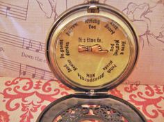 Not a pocket watch it's Molly's Magical Day by RazaelsLair on Etsy