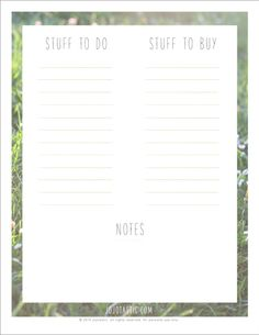head to jojotastic.com to download this free to do / shopping list! #neverrunout @HP #sponsored