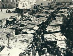 Antiguo mercado d Huelin