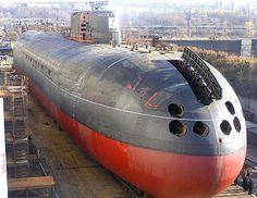 SSGN K-186 'Omsk