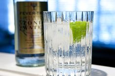 Gin + Tonic