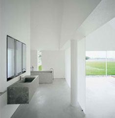 Baron house by John Pawson