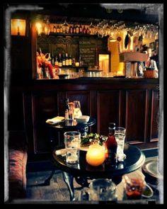 perfect bar. Dickensian-o-rama. Pelican Inn, Muir Beach, CA. Who'd 've thunk it?!