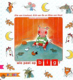 08-12-14   Wie past op big?, Elle van Lieshout & Elle van Lieshout   9789048708260...