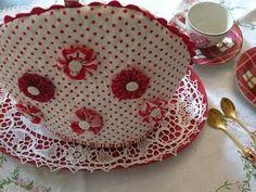 ! Sew we quilt: Tea Cozy For A Proper English Tea!