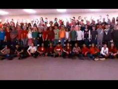 Christmas Cup Song video - YouTube christmas concert idea!!