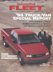 December 1993 Issue - Automotive Fleet Magazine