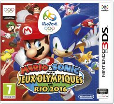 Mario And Sonic At The Rio 2016 Olympic Games. All of your favorite Mario and Sonic characters are ready to join the fun in Rio de Janeiro. Xbox 360, Playstation, Nintendo Ds, Nintendo Console, Nintendo Switch, Wii U, Wii Games, Skylanders, Game Boy