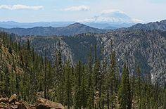 Washington's Cascade Mountains