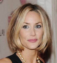 short hairstyles: Short Angled