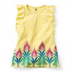 Dipti Graphic Dress | Tea Collection