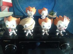 My Pennywise Funko Pops :D