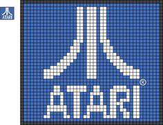 Atari Logo by Alien-Exile on DeviantArt