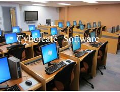 Cyber Café Software. Market leading access control software for a variety of industries ranging from libraries, cyber cafes and Internet cafes to schools.