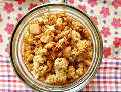Muesli / granola maison croquant - Rappelle toi des mets