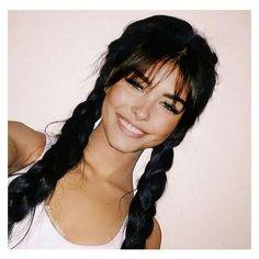 Hair Brunette Bangs Girl Crushes Ideas For 2019 Brunette Bangs, Brunette Fringe, Blonde Hair With Fringe, Long Hair With Bangs, Wispy Bangs, Dark Hair Bangs, Light Bangs, Front Bangs, Bangs Hairstyle