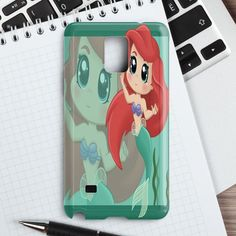 Disney Princess Ariel And Her Sisters The Little Mermaid Samsung Galaxy Note 5 Case | casefantasy