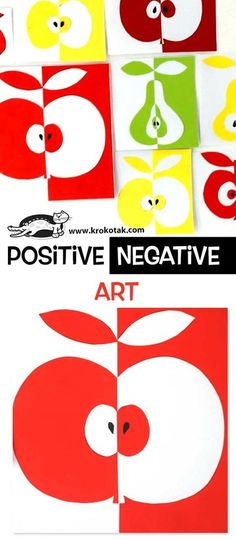 Positive+/+Negative+Art