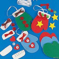 поделки к Новому году - уроки для детского творчества