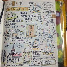 #hobonichi #ほぼ日手帳