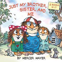 Mercer Mayer, Award Winning Books, World Of Books, Little Critter, Kids Reading, Brother Sister, Fiction Books, Just Me, One Pic