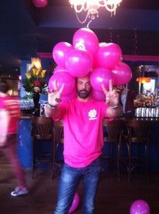 Printed Pink Latex Balloons for Tossed Big Balloons, Printed Balloons, Latex Balloons, Tossed, Exercise, Blog, Pink, Large Balloons, Ejercicio