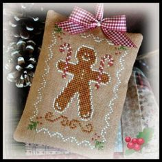 Gingerbread Cookie - Stitchin' Post Nashville