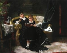 jan frederik portielje mother and child - Google Search