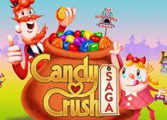 De 5 kenmerken van een Candy Crush verslaafde.