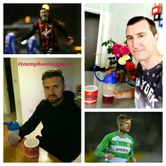 Professional footballers love Argi+. Before, during and after training and matches it's ideal for recovery. #argi #jasonbyrne #stephenmcphail #foreverliving #football #foreverliving Get yours at http://teamphoenix.flp.com