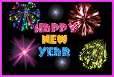 Miscellaneous New Year Comments