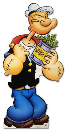 """Wonder if Popeye began my love of spinach? """" I eats my spinach. I'm strong to the finish. I'm Popeye the sailor man! Classic Cartoon Characters, Classic Cartoons, Cartoon Tv, Vintage Cartoon, Cartoon Shows, Popeye Cartoon Characters, Vintage Toys, Cartoon Charecters, Cartoon Ideas"""