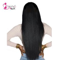 Brazilian Straight Hair 1 Bundle Ms Cat Hair Products 100% Human Hair Bundles Natural Color Remy Hair Weave