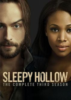 Sleepy Hollow: Season 3 [DVD] - Front_Standard