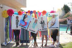 #loteria #fiesta #mexican #photoop #photobooth #paperflowers