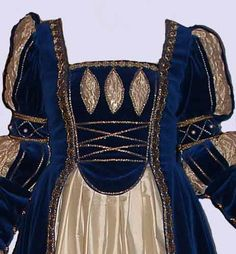 Gowns Pagan Wicca Witch:  German #gown.