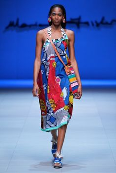74ecd04386d4f Marianne Fassler Spring Summer collection 2015 shown at the Mercedes-Benz  Fashion Week Cape Town.