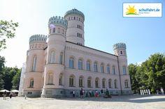 #Schloss in Mecklenburg Vorpommern www.schulfahrt.de