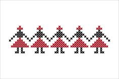 uploaded by user european cross east european motive populare . Embroidery Stitches, Embroidery Patterns, Hand Embroidery, Cross Stitch Designs, Cross Stitch Patterns, Scrapbook Room Organization, Cross Stitch Boards, Bead Loom Bracelets, Folklore