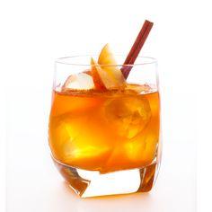 Yamazaki Autumn Delight | Liquor.com  | Ingredients: - 2 oz Yamazaki 12-Year-Old Japanese Single Malt Whisky - 6 oz Apple cider - Ground cinnamon  | Garnish  : Apple slices and cinnamon stick | Served    : On the rocks | Glass     : Rocks | Prep       : Shaken | Type       : Modern classic