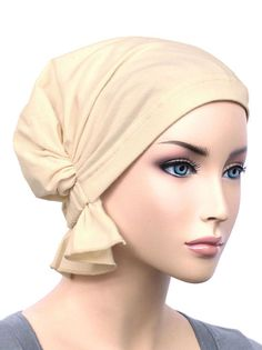 Traditional & Cultural Wear Enthusiastic Women Flower Muslim Hair Loss Cap Turban Hat Cancer Elastic Fashion Chemo Hot Drilling Cotton Head Wrap Solid Color Hat
