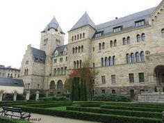 Poznan Castle Poland