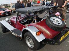 http://redoxcar.com  Marlin 1800 Roadster Sports Car...