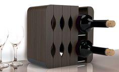 Mirage Expandable Wine Rack