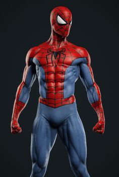 Spidey by Franco Carlesimo Spiderman Costume, Spiderman Art, Amazing Spiderman, Marvel Comics, Marvel Heroes, Marvel Avengers, Captain America Wallpaper, Marvel Wallpaper, Spiderman Pictures