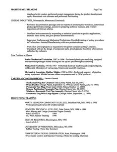 Quality Engineer Resume Customer Service Sales Cv Examples  Httpwww.resumecareer .