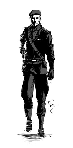 Revolver Ocelot Revolver Ocelot, Metal Gear Solid Series, Futuristic Armour, Gear Art, Boy Character, Shadowrun, Now And Forever, Video Games, Phone Backgrounds