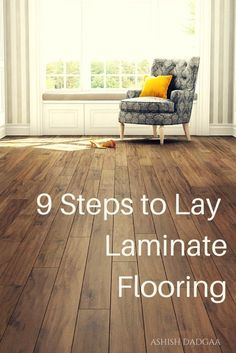 Tired of your old carpet? Looking for something new and easy to maintain? Here's a comparison of different types of laminates. I will lead you through every step of installing your new floor.